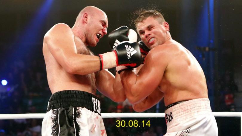 Denis Boytzov vs Timur Musafarov