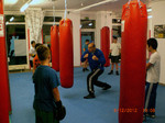 training bei BiG FiT Boxclub